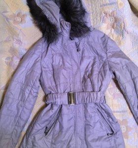 Куртка осень.