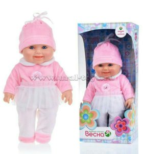 Кукла Малышка 15 девочка
