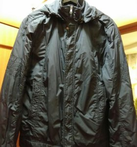 Куртка-ветровка мужская р.50