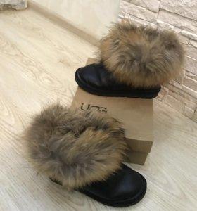 Зимняя обувь, угги