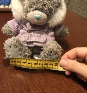 Медвежонок, мягкая игрушка, б/у