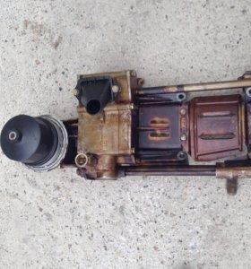 Масляный насос BMW N62 бмв n62