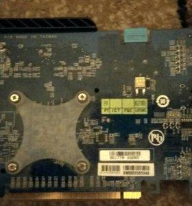 Nvidia gigabyte 8800GT 512 Mb