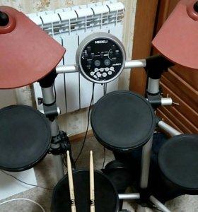 MEDELI цифровая барабанная установка