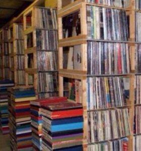 Эксклюзивная коллекция музыки 500 000 треков 7 ТБ
