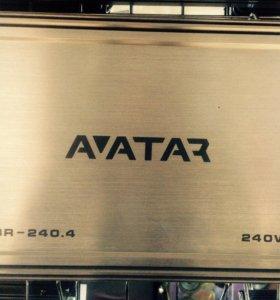 Усилитель AVATAR 4.240