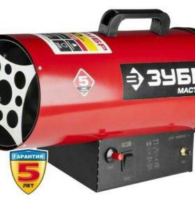Газовая пушка 10 кВт Зубр ТПГ-10000 Новая