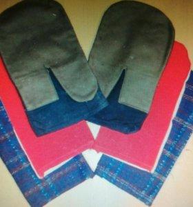 Продам рукавицы рабочие