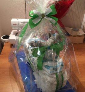 Подарки для новорождённых