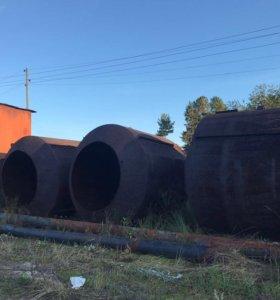 Емкость под канализацию, объём 16,5 куб
