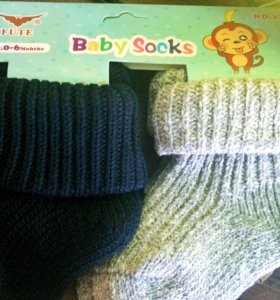 Новый набор носочков