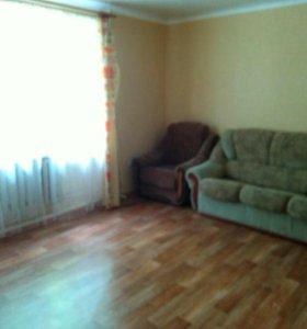 Квартира, 1 комната, 38.6 м²