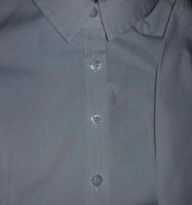 Белая блузка для девочки в самаре