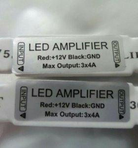 RGB усилитель для ленты