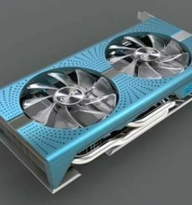 Sapphire RX 580 8GB gddr5 256b SpecialEdition