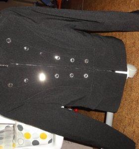 Пиджак на молнии