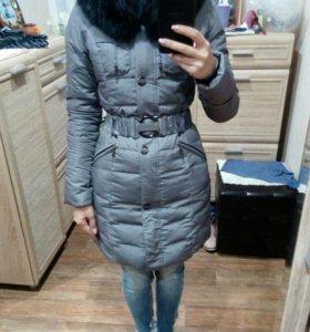 Пуховик, зимняя куртка теплая