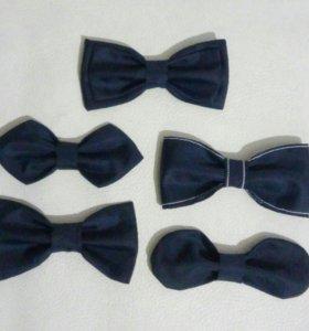 Бабочки галстуки