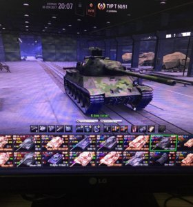 Акк World of tanks
