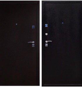 Входная дверь Стандарт Металл-Металл