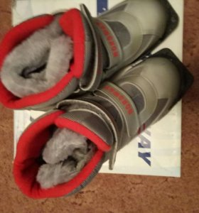 Ботинки лыжные, 36р