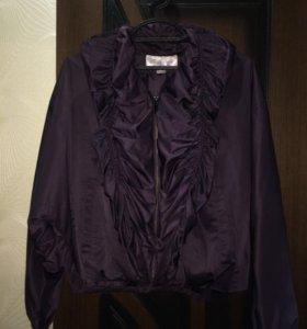 Курточка нежная