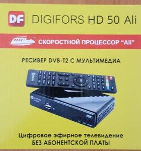 Ресивер DVB-T2