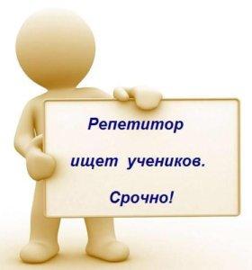 Репетитор по русскому языку , подготовка к ЕГЭ ОГЭ