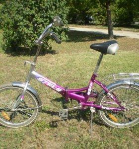 """Велосипед """"STELS"""", транспортный, со складной рамой"""