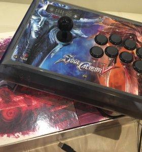 Fight Stick Panel for PS 3 (колобышка)