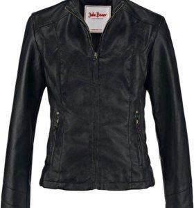 Куртка из иск. кожи 52- 54 р-р.
