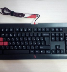 Игровая клавиатура A4tech bloody q100