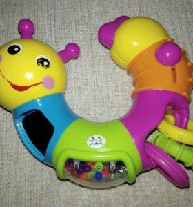 Весёлая Гусеница Joy Toy