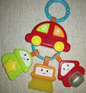 Подвесная музыкальная игрушка