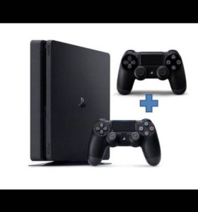 Sony PS4 +доп джойстик
