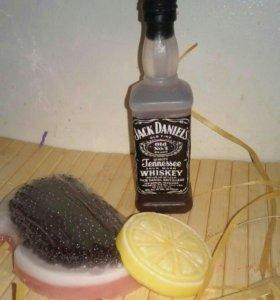 Мыло в виде виски