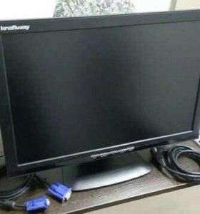 Широкоформатный монитор