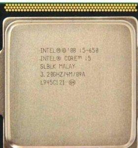 Процессор i5 3.2 ghz