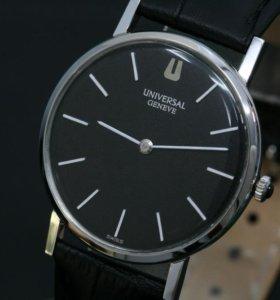 Винтажные часы Universal Geneve