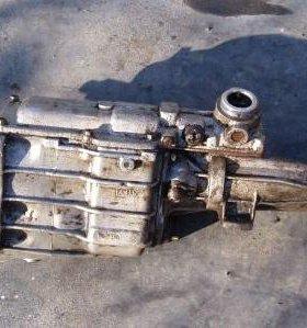 механическая коробка передач 4ст. на ГАЗ-24