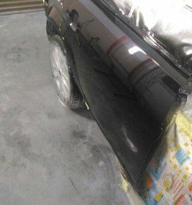 Кузовной ремонт Покраска ,полировка,жидкое стекло