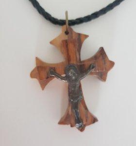 Подвеска с крестом