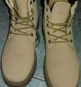 Ботинки, осень/зима