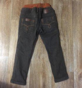 Утеплённые джинсы (Корея) , размер 9