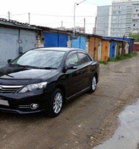 Продаю Toyota allion 2010г 1,8 б/п по якутску 4,5б