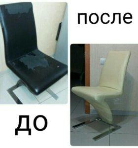 Изготовление чехлов на мебель