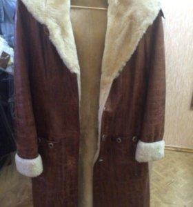Куртка дубленка натуральная