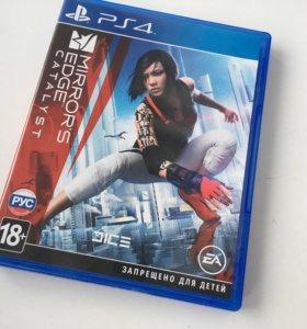 Mirrors edge для PS4 Playstation 4