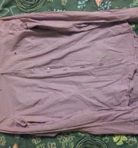 Рубашка TOMM HILFIGER