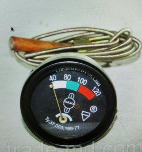 Указатель температуры механический газ уаз